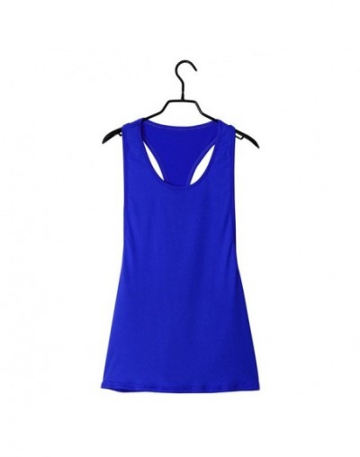 Summer Sexy Sporting Women Tank Top Fitness Workout Tops Gyming Women Sleeveless Shirts Sporting Quick Drying Loose Vest - B...