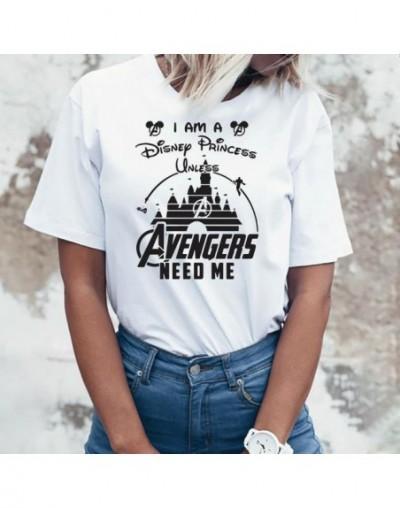 Marvel Avengers Endgame T Shirt Women Heroes Superheroes Marvel Comics Captain America Thanos Disney Vacation T-shirt - 3 - ...