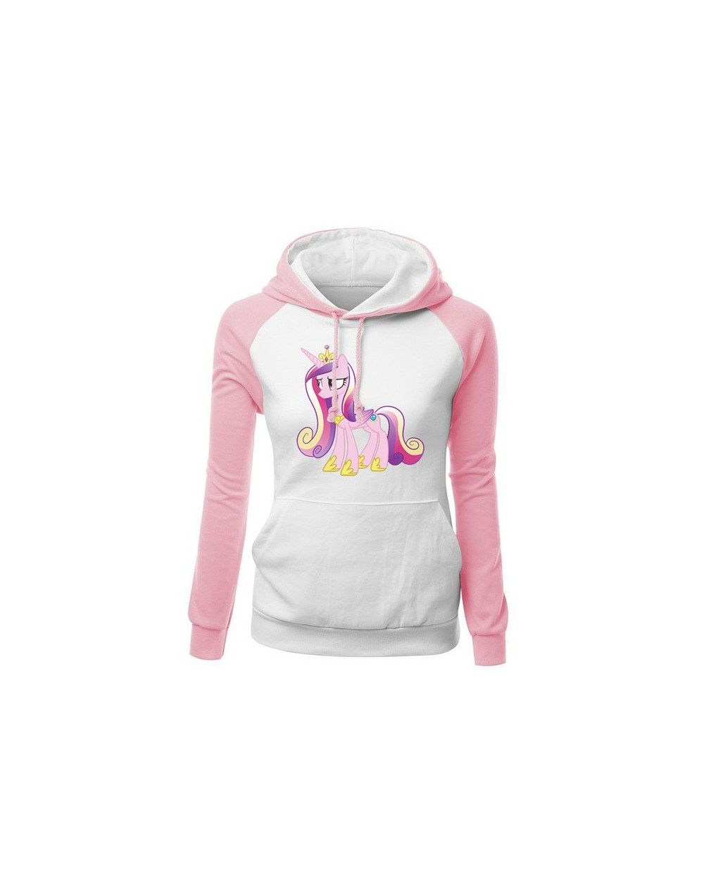 Unicorn Print Women Hoodies Sweatshirts 2019 Harajuku Casual Long Sleeve Pullovers Female big Size Tops hoody - X181 1 - 42...