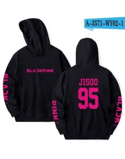 kpop Blackpink Hoodies Sweatshirts Women K-pop Korea Hoodie Sweatshirt Mens Sweatshirts Hip-hop Blackpink Popular Idol Cloth...
