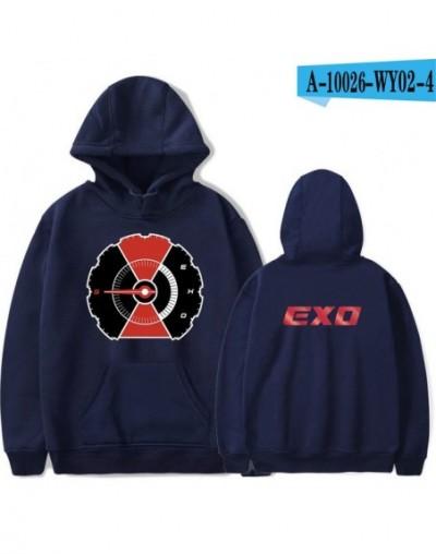 EXO Kpop Printed Hoodies Women/Men Long Sleeve Fashion Hooded Sweatshirts 2018 Hot Sale Casual Streetwear Hoodies Plus Size ...