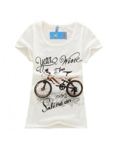 2019 New Women T-shirts Casual Love Printed Tops Tee Summer Female T shirt Short Sleeve T shirt For Women Clothing - 2 - 4U4...
