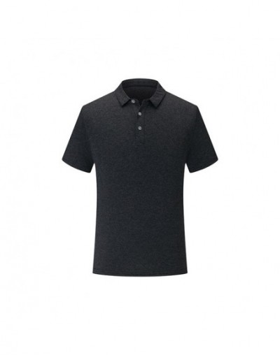 2019 new Fashion Breathable Couple Short Sleeve Casual Solid Color High Quality Cotton Polo Slim women Polo Shirt - COLOR BL...