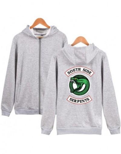 Southside Riverdale Serpents Jackets Hoodies Women Zipper Sweatshirt Cotton Pocket Girl Fans Streetwear Drop Shipping - 11 -...