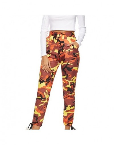 Women's Sports Camouflage Sweatpants Casual Loose Cargo Pants Camouflage Trousers Jeans pants women summer 8.7 - OR - 511111...