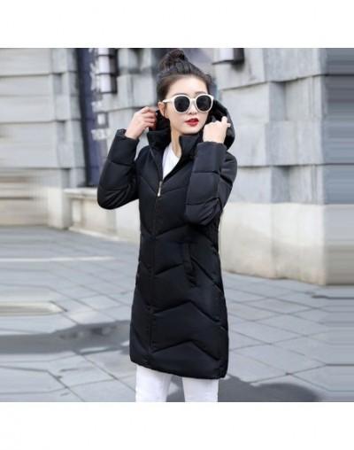 womens winter jackets and coats 2019 Parkas for women 4 Colors Wadded Jackets warm Outwear Plus size S-6XL Women winter coat...