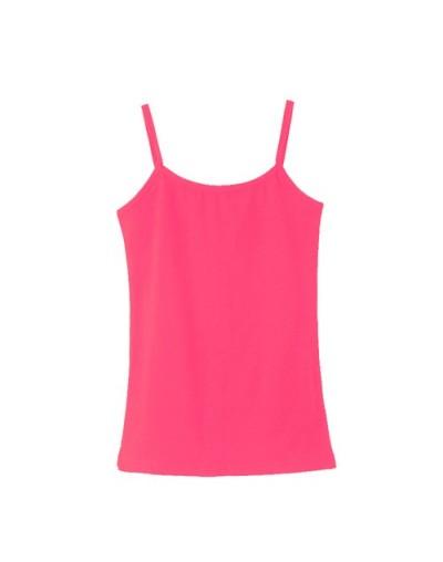 Sexy Top Women Sleeveless Spaghetti Strap Casual Vest Summer Elastic Slim Camis Candy Color Tank Tops Roupas Femininas - 4 -...