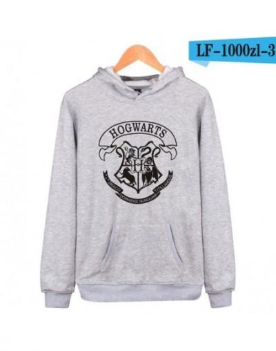 Fashion Hogwarts Hoodies And Sweatshirt men/women Clothing tracksuit Streetwear moletom masculino Hogwart Deathly Hallows ho...