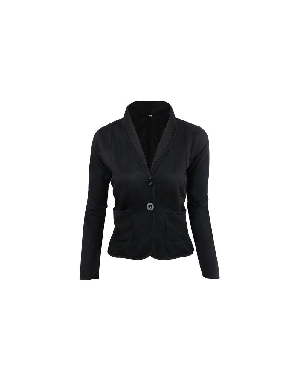 College Style Women Full Sleeve Blazers Spring Autumn Plus Size Suit Jacket Work Office Lady Suit Women Slim Button Basic Co...