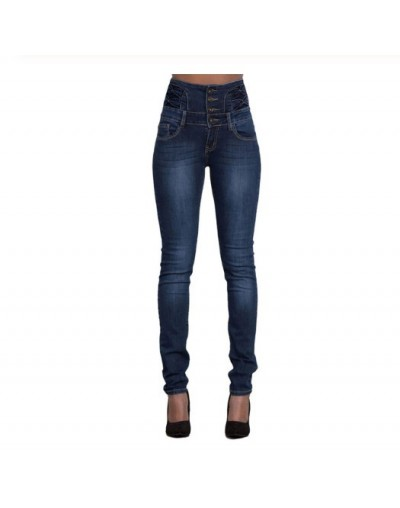 Butt Lifting Colombian Jeans Colombianos Levanta Cola Skinny Stretch Jeans High Waist Pants Plus Size & Junior ouc450 - Blue...