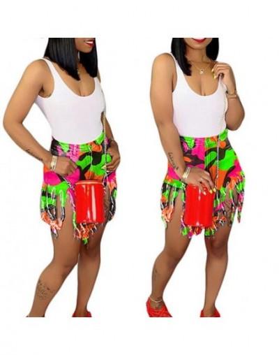 Plus Size Tassels Casual High Waist Denim Shorts Women Fashion Blue High Waist Streetwear Club Party Short Jeans Biker Short...