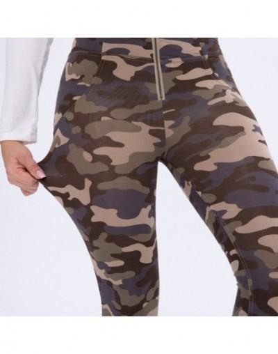 High Waist Slim Jeans Sexy Push Up Hip Denim Pants Women Elastic Fitness Leggings Female Bodybuilding Casual Pants - dark ca...
