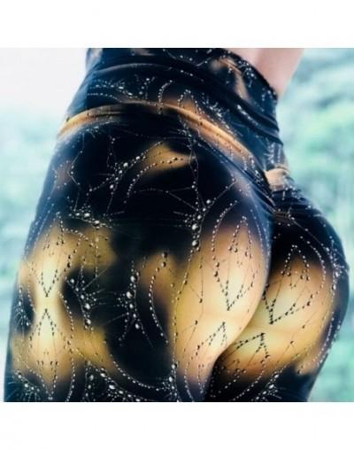 2019 Red Line Abstract Printing Digital Easy Pants High Size Women's Pants Children Human Sense Skin Tight Sports Push - 4 -...