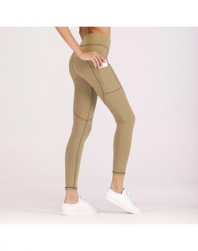 Sexy Women Leggings Gothic Insert Mesh Side large pocket Design Trousers Pants Big Size Black Capris Sportswear Fitness Legg...