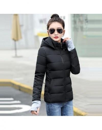3XL 4XL 5XL Plus Size Women Autumn Winter Coat Fashion Women Parkas Thick Warm Winter Jacket for Women New Design chaqueta m...
