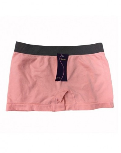 New Summer Women Shorts Waistband Skinny Shorts - Pink - 4F3026197426-6