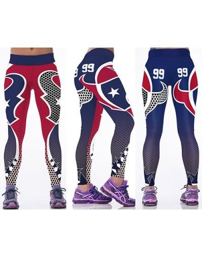2017 New Match Raider Leggings Women 3D Print Fitness Legging Slim Pants High Elastic No Transparent Leggins - A10 - 4U39176...