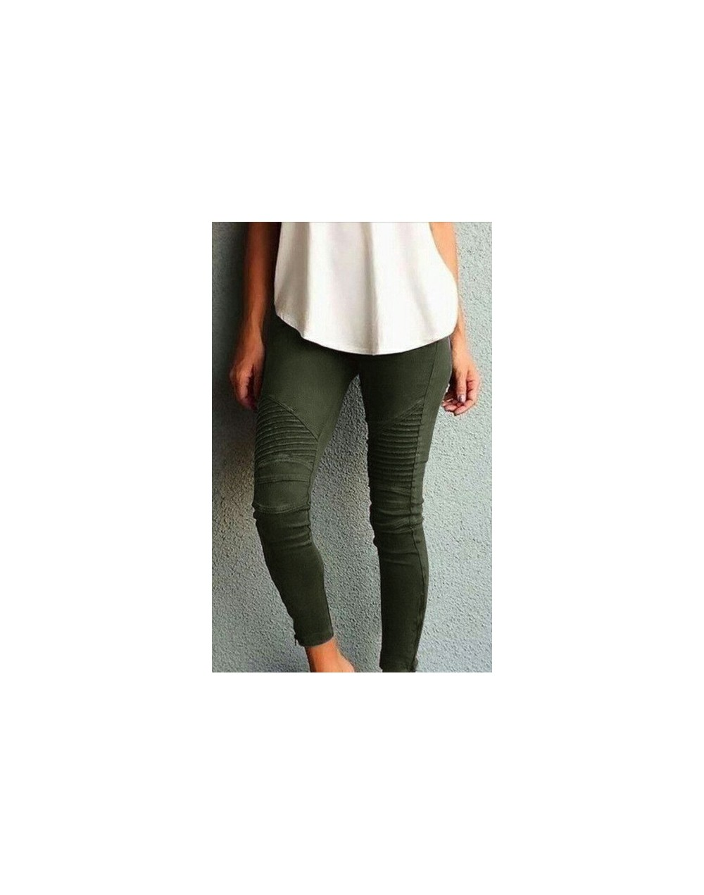 2019 Plus Size Women Trousers Jeans High Waist Black Pants Jeans For Women High Elastic Skinny Stretch Women Pencil Pants - ...