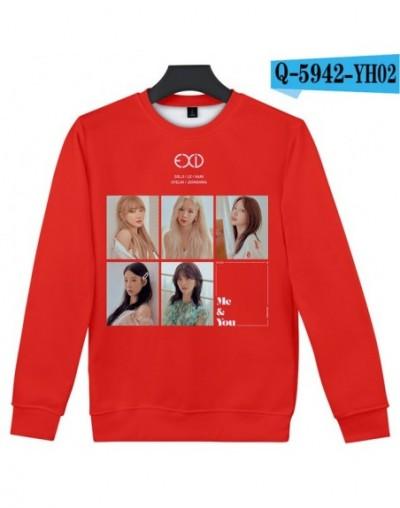 EXID 3D Round Collar Sweatshirt Fashion Autumn/Winter Print WOmen/Men K pop Harajuku Warm Long Sleeve Popular Sweaatshirt - ...