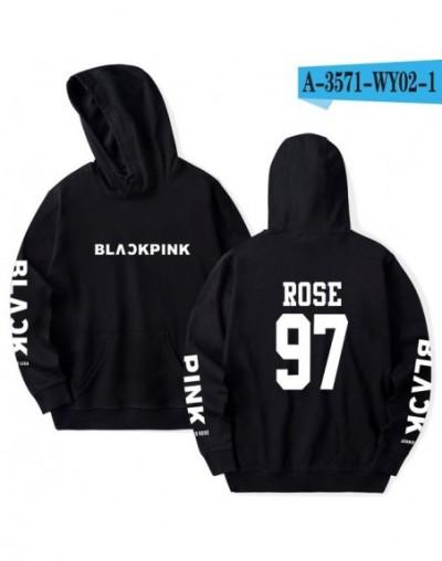 Blackpink Hoodies Sweatshirts Women K-pop Korea Hoodie Blackpink hoodie sweatshirt men Hip-hop Kpop Popular Idol 4XL Clothes...
