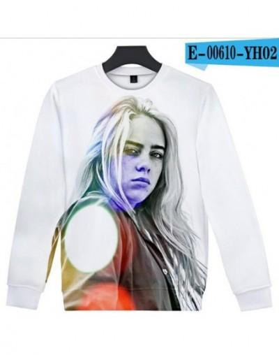 Billie Eilish 3D Print Oversized Hoodie Hip Hop Fashion Brand Clothing Womenmen Cool Casual Pullovers Streetwear Sweatshirts...